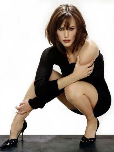 Jennifer Garner - '10 parmağımda 10 marifet var'